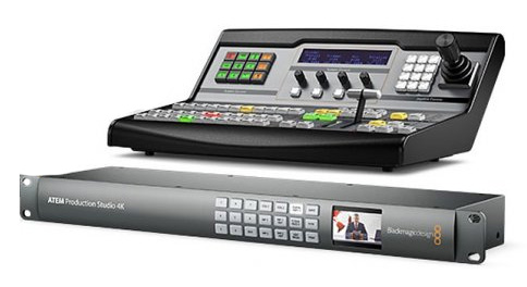 Blackmagic Atem Live Production Solutions