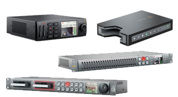 Blackmagic Video Recorders & Players