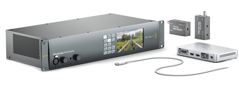 All Blackmagic Capture & Playback Solutions