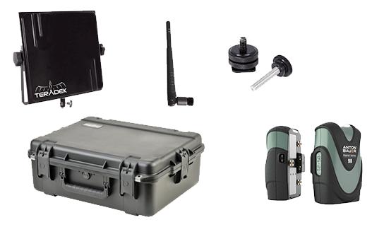 Teradek Accessories and Bits