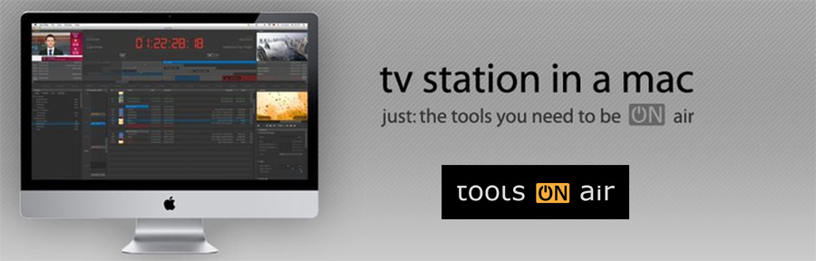 ToolsOnAir Playout Solutions - VideoExpert eu