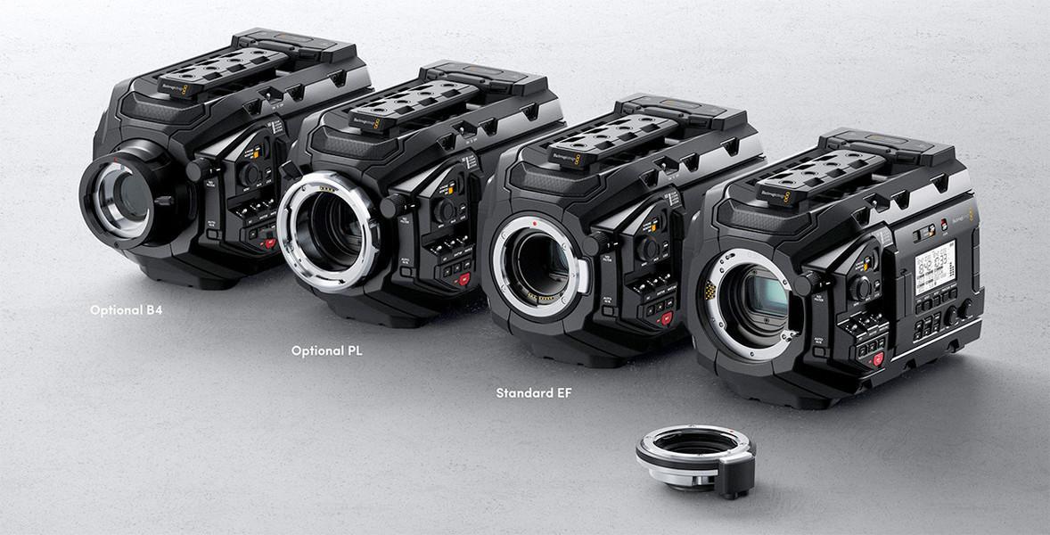 Blackmagic URSA Mini Pro 4.6K - VideoExpert.eu