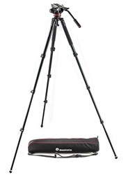 Manfrotto 502 Aluminum Single Leg Video System
