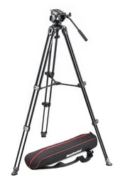 Manfrotto Lightweight Fluid Video System - MVK500AM