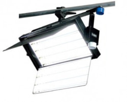 LUPO LIGHT 170 POLE OPERATED YOKE FOR FLUORESCENT LIGHTS