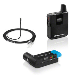 Sennheiser AVX-MKE2 LAVALIER PRO Wireless Microphone Set