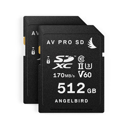 Angelbird Match Pack 512GB for Fujifilm X-T3