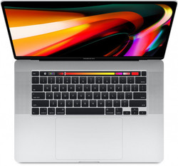 Apple MacBook Pro 16 Touch Bar/8-core i9 2.3GHz/16GB/1TB SSD/Radeon Pro 5500M w 4GB - Silver