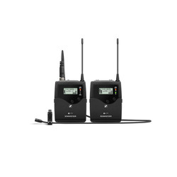 Sennheiser EW 512P G4-BW Portable lavalier wireless set