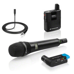 Sennheiser AVX-COMBO SET-3-EU Wireless Microphone Set