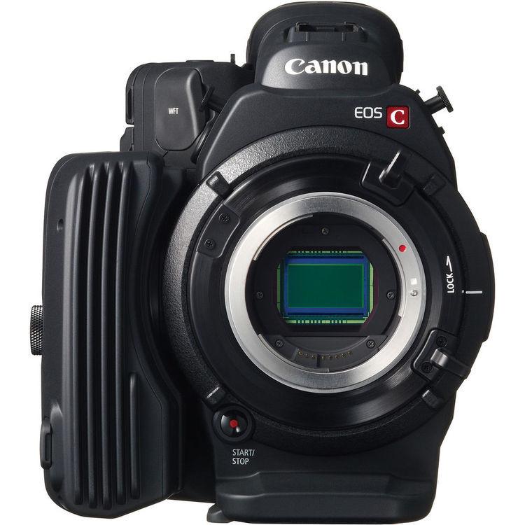Canon EOS C500 4K EF Cinema Camcorder