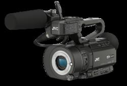 JVC 4K Cameras