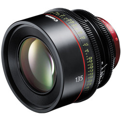 Canon CN-E135mm T2.2 L F Cinema Lens