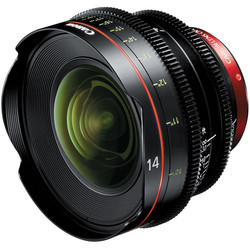 Canon CN-E14mm T3.1 L F Cinema Lens