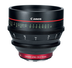 Canon CN-E50mm T1.3 L F Cinema Lens
