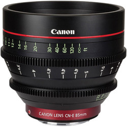 Canon CN-E85mm T1.3 L F Cinema Lens
