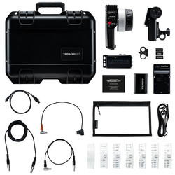 Teradek RT Single-Axis Superspeed Wireless Lens Control Kit w/ Lens Mapping Imperial