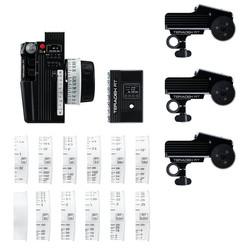 Teradek RT CTRL 3 Deluxe Wireless Lens Control Kit (3-Motor)