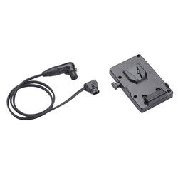 Litepanels Anton Bauer V-Mount Battery Bracket for Astra 1x1