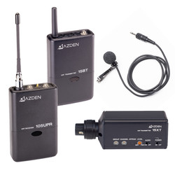 Azden 105LX UHF Camera Mount Wireless System