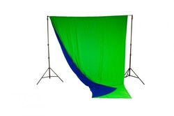 Lastolite Chromakey Curtain Reversible 3 x 3.5m Blue/Green