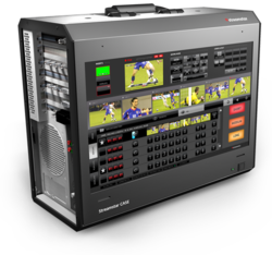 Streamstar CASE 710 All in One Portable Live Production Studio