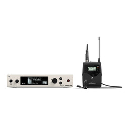 Sennheiser EW 500 G4-MKE2-BW Wireless lavalier set