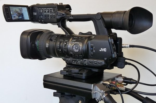 JVC FG-CAM-F4/U - Camiflex Fiber CCU and Camera Adapter