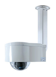 JVC KST-OH100CM-SH Outdoor Housing for KY-PZ100 incl. KSTDBH07 ceiling mount