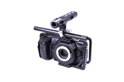 Lanparte BMPCC 4K Camera Full Cage with SSD T5 Clamp