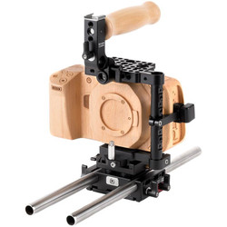 Wooden Camera Blackmagic Pocket Cinema Camera 4K Unified Accessory Kit (Base)