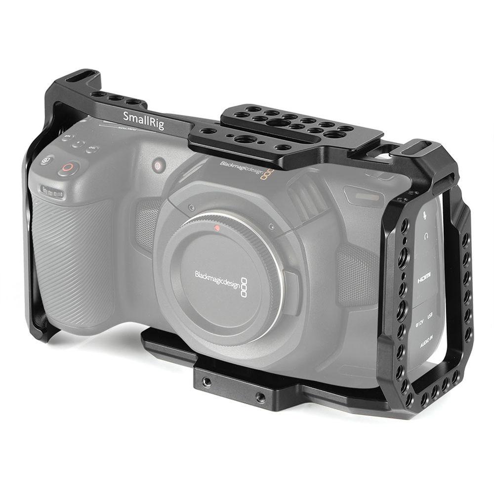 Smallrig 2203 Cage For Blackmagic Pocket Cinema Camera 4k 6k Videoexpert Eu