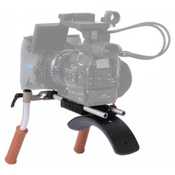Vocas Handheld Underneath Kit Type M for Canon EOS C100, C300 and C500