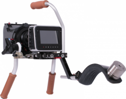 Vocas Shoulder Rig Kit PRO for Blackmagic Cinema Camera