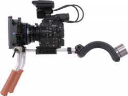 Vocas Handheld shoulderrig for Canon C100, C300 and C500