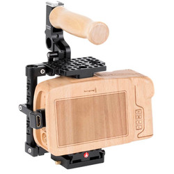 Wooden Camera Unified BMPCC4K Camera Cage for Blackmagic Pocket Cinema Camera 4K
