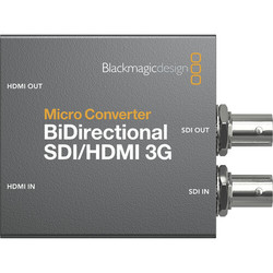 Blackmagic Micro Converter BiDirectional SDI/HDMI 3G wPSU (with power supply)