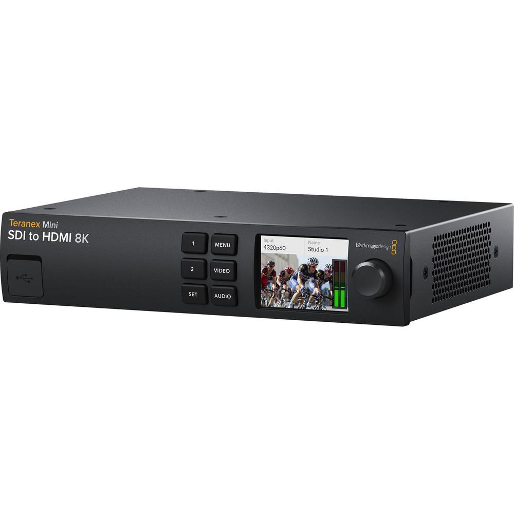 Blackmagic Teranex Mini Sdi To Hdmi 8k Videoexpert Eu