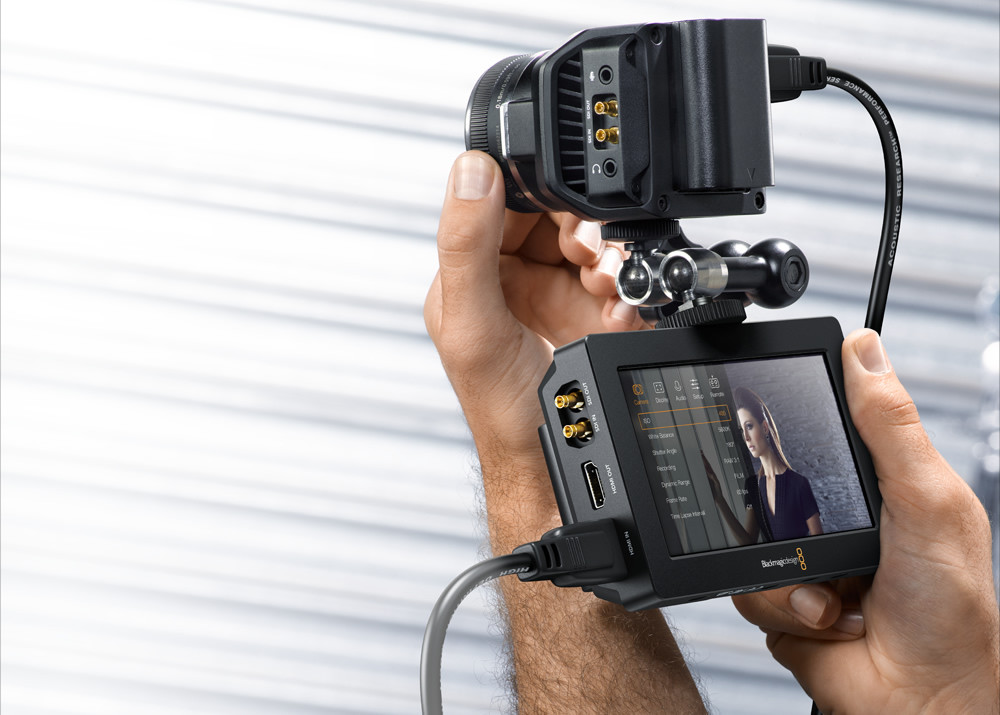 blackmagic video assist  Blackmagic Video Assist -