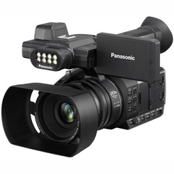 Panasonic AG-AC30 - Full HD Camcorder with Built-In LED Light