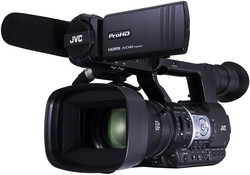 GY-HM620 Handheld Video Camera