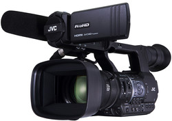 JVC GY-HM660RE HD ENG live streaming camcorder