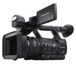 Sony HXR-NX5R - NXCAM Camcorder with Built-In LED Light