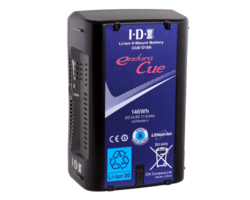 IDX CUE-D150 V-Mount Battery