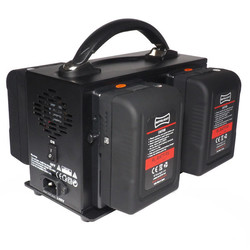 Rotolight 4 Channel V-Lock Battery charger