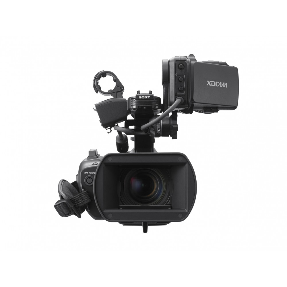 Sony PMW-300K1 - XDCAM Camcorder with Interchangeable 14x Zoom HD ...
