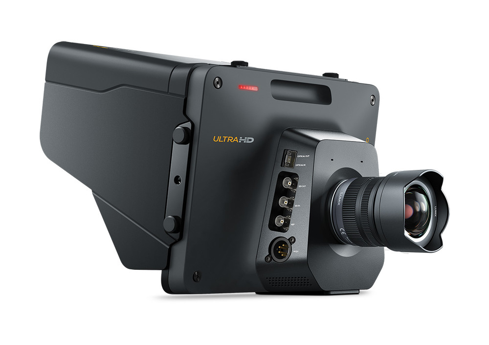 BLACKMAGIC Studio Camera 4K 2 (Without Internal Battery ...