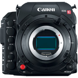 Canon EOS C700 FF - Full Frame Cinema Camera (EF Mount)