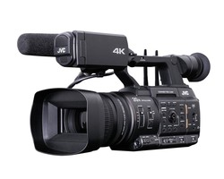 JVC GY-HC550E - 4K ENG Hand-Held camcorder with built in Wi-Fi, ZiXi and Broadcast Graphics