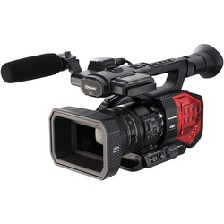 Panasonic AG-DVX200 - 4K Handheld Camcorder with 4/3 Sensor and Integrated Zoom Lens